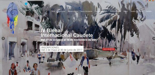 Bienal Internacional de Acuarela Caudete